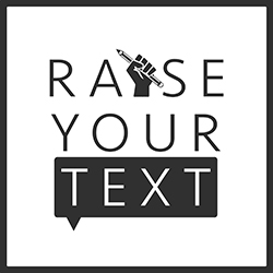 Raise Your Text Logo