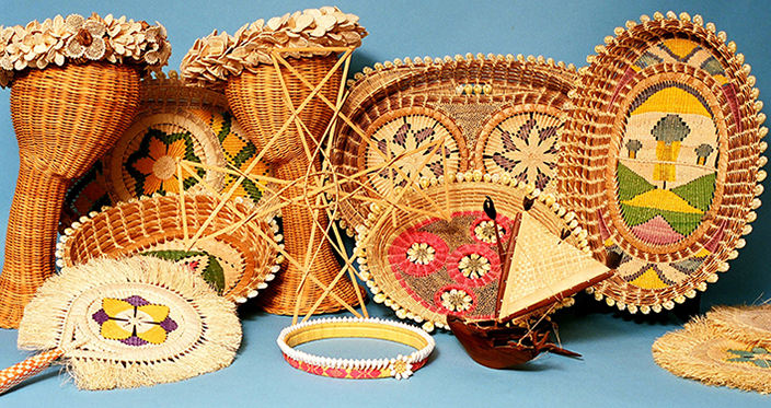 Island Objects Barbara Wavell Micronesia Habele